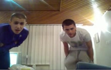 Cute Serbian boys jerking off on cam