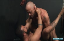 Tony Orion and Jessie Colter in gay anal adventure